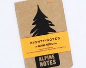 Alpine Notes Moleskine Notebook