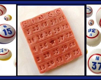BiNGO CaRd Soap