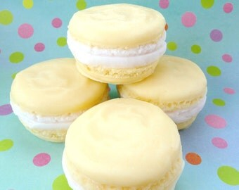 FreNch MaCaROOn CooKie (2) Soap