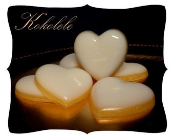 Lucky 7 Hearts Soaps
