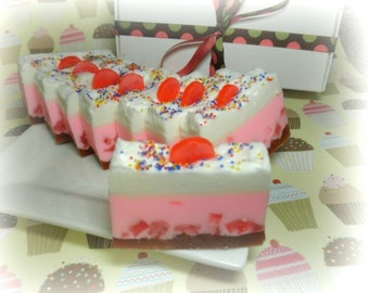 Girly Soaps - Set of 2