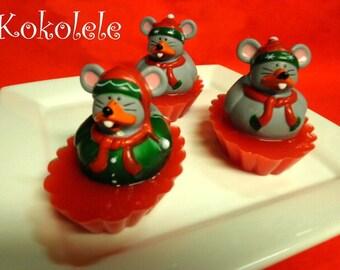 Christmas Ho Ho Ho Soap