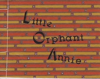 Halloween book Little Orphant Annie
