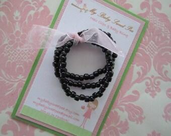 baby bracelets - infant bracelet - girl bracelets