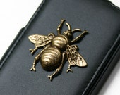 Bee iPhone 4 Wallet - Fits iPhone 4S Too
