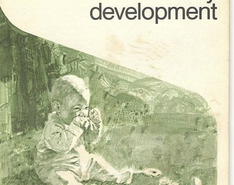 The Phenomena of Early Development, Ross Lab Vintage Booklet, 1975
