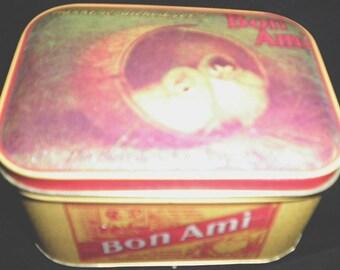 Bon Ami Vintage Tin, 1983 (empty)