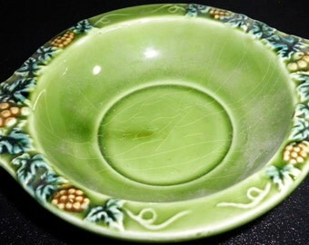 Vintage Lefton Trinket Dish Made in Japan, C1960s
