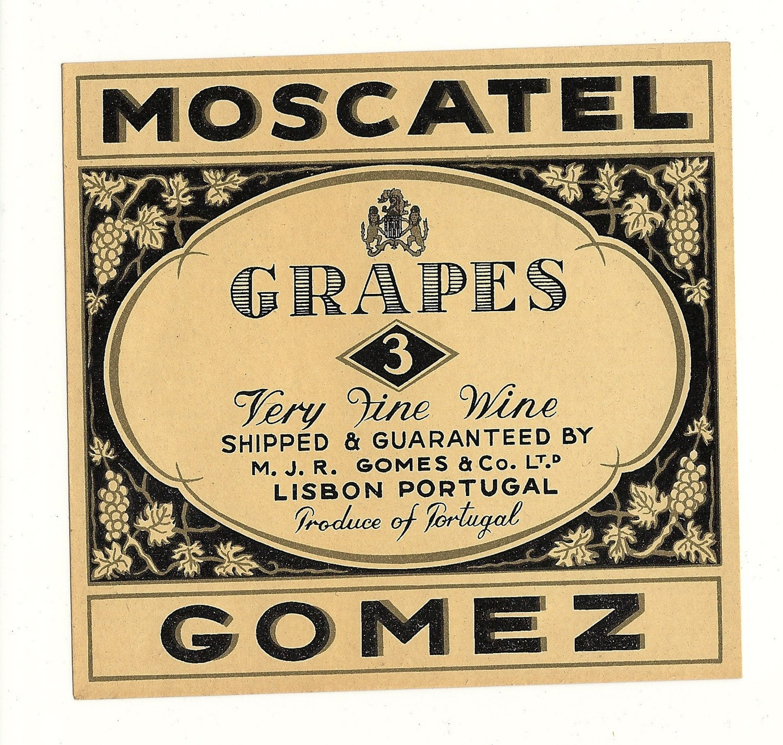 Fine vintage wines