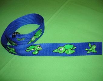 Preppy turtle belt