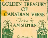 The Golden Treasury of Canadian Verse-1931 edition