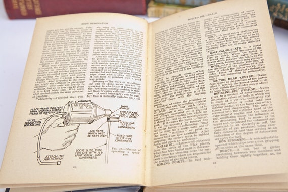 The Practical Motorists Encyclopaedia- 1941 edition