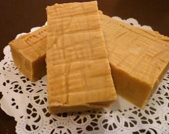 Peanut Butter Fudge, 1 pound, Old-fashioned Cream & Butter Recipe better than a Peanut Butter Cookie