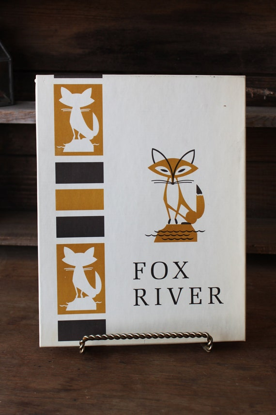 fox river watermarked paper