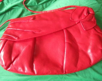 "cherry bomb """" 1980s clutch/purse """" ON SALE"