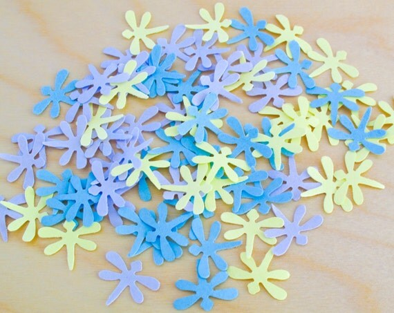 Die Cut Dragonflies - Set of 75 Cardstock Confetti Dragonflies - Made in USA Cardstock