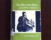 Blank Notebook - The Microbe Man - 180 Pages