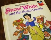 Blank Notebook Renovated Vintage - Snow White - 100 Pages