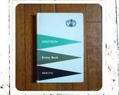 Blank Notebook - Deutsch - 200 Pages