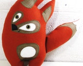 Rusty the Fox