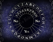 Pentacle Pendulum Dowsing Board Find Answers to Your Questions