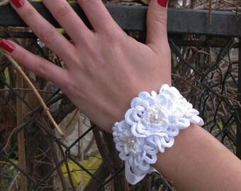 Handmade Wedding Bridal Corsage Wrist
