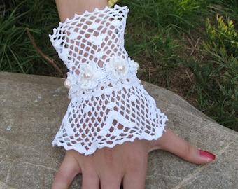 Romantic Ethno Wrist Corsage