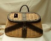 Fishing Creel, Fish basket, fishing basket