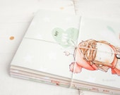 cute love cards - set of 5