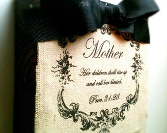 Mother Proverbs 31:28
