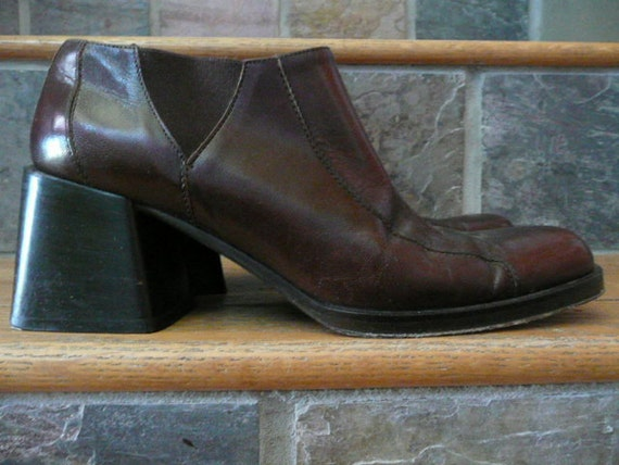 Via Spiga All Leather Shoe Boot- size 8 womens