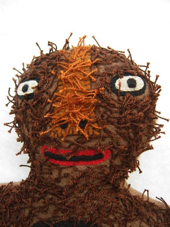 Odoriferous Sherm Sasquatch Doll