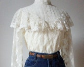The Gibson Girl Blouse ( S / M )
