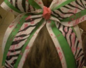 Cheer Bow-Custom Cheer Bow 2 1/4 inch base