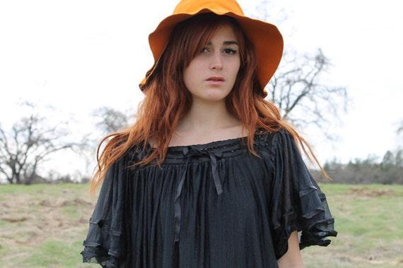 Black Magic Slip Dress