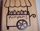 A Muse Pumpkin Cart