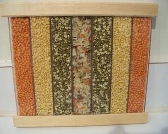 Botanical Hotplate-Large 8 1/4 X 9 1/4