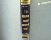 Ernest Hemingway Classic Book