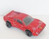 20% OFF SALE Vintage Toy car // MAJORETTE Ferrari Gto