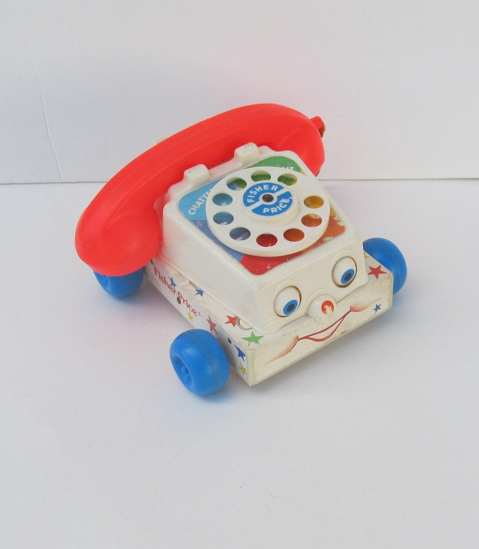 Vintage Toy Phone 39