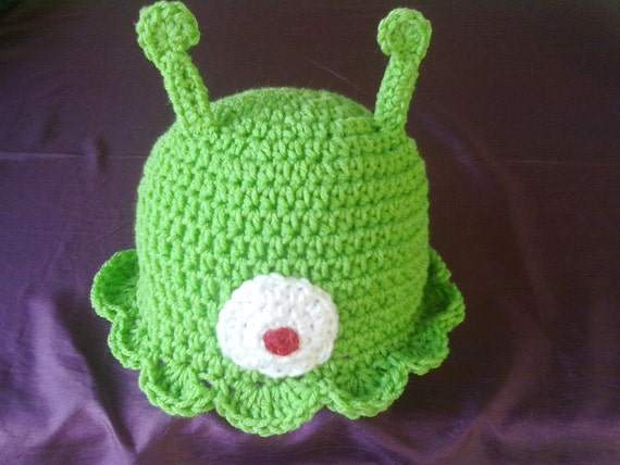 Angry Alien Hat