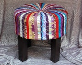 Stool Rich Moroccan