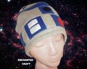 FLEECE Star Wars R2-D2 Beanie Hat, droid
