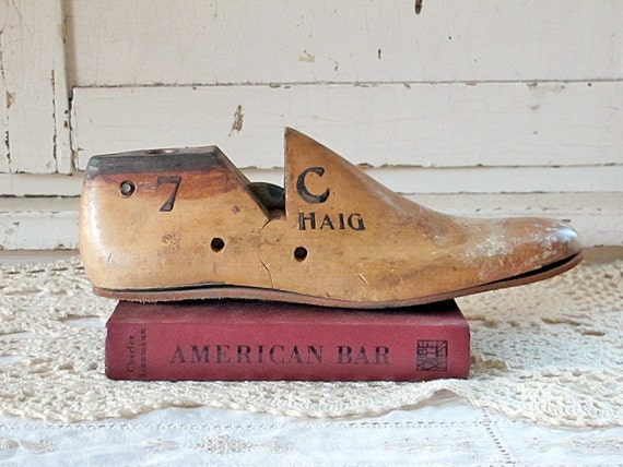 Men's Vintage Shoe Form