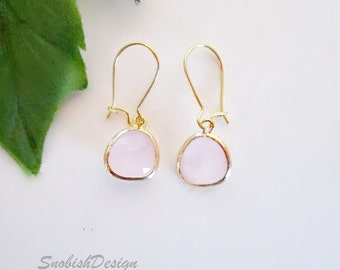 Bridesmaid Earrings, Minimalist Earrings, Dainty Earrings, Minimal Earrings, Bridesmaid Gift, Bridal Earrings, Simple Earrings, Wedding