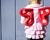 Butterfly Coat Sewing ePattern, Size 18 Mo - 5 yrs
