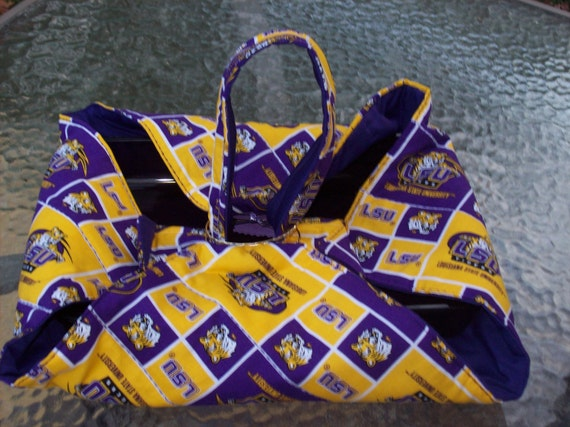 LSU casserole carrier
