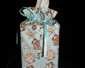 Tissue Box Cover/Gift Bags/Teachers Gift.....Sea Shells...Music Notes..Pink Ribbon..Gold..St. Patricks/Leprechaun