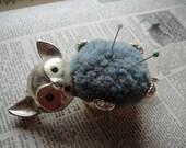 Creepy Animal Pin Cushion