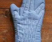 Star Trek Handmade Oven Glove